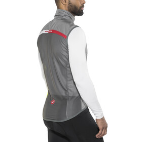 Castelli Pro Light Wind Vest Men forest gray
